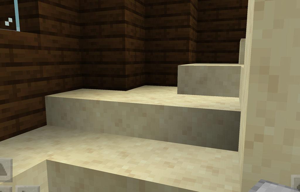 【マインクラフト建築】らせん階段の作り方【マイクラ 】