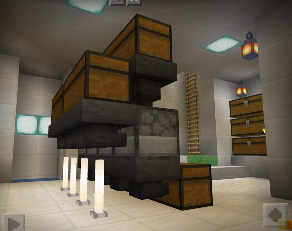 【マインクラフト 】自動焼却炉の構造【マイクラ】